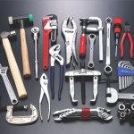 エフェクター自作の工具