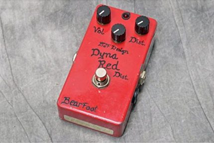 dyna-red-distortion