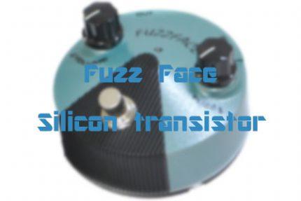 fuzzface-sillicon
