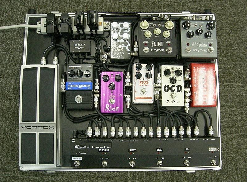 effector-board