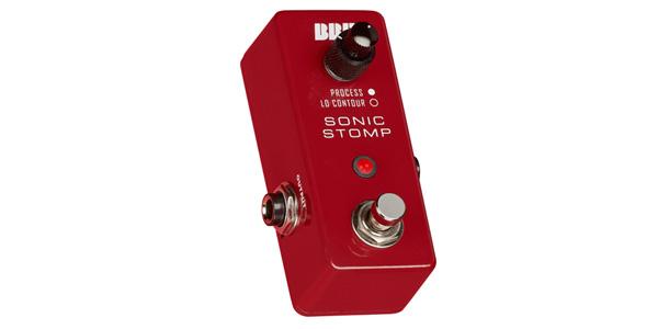 BBE MS92 発売!あのSonic Stompをコンパクトに収めたエフェクター。