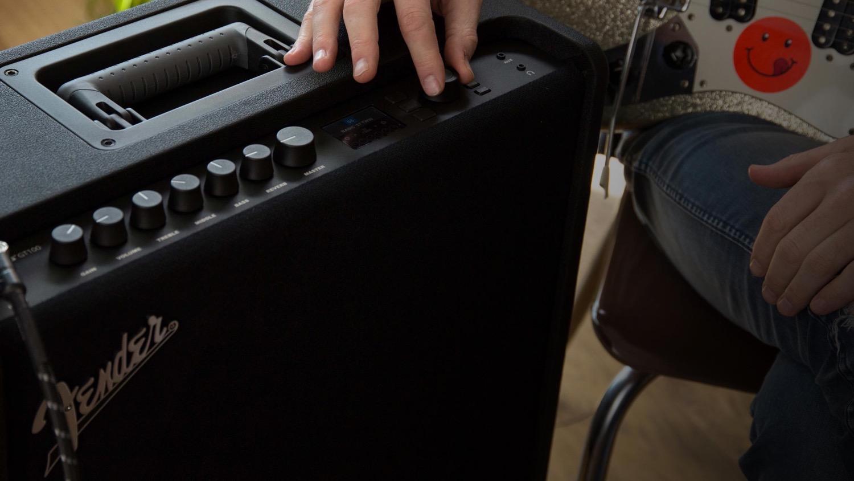 Fender mustang gt7