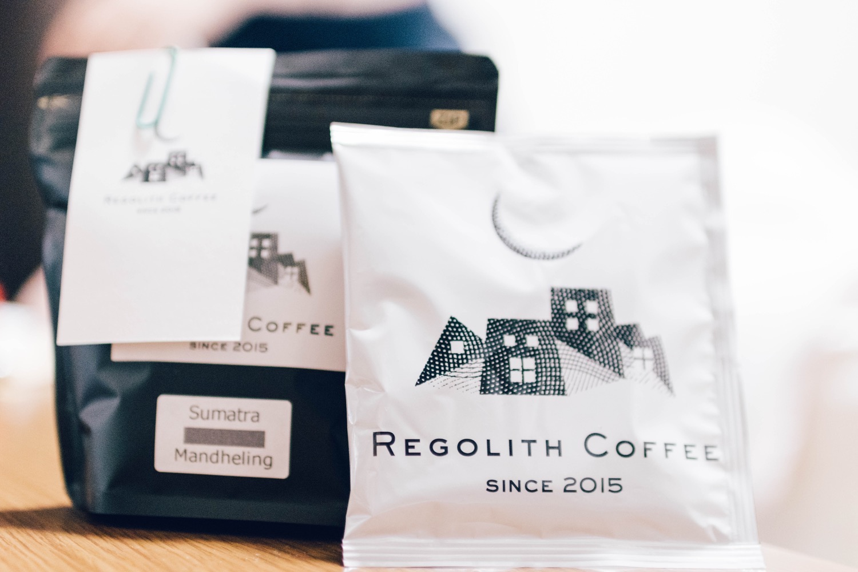 Regolith coffee 2
