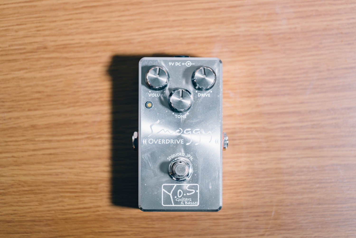 Smoggy overdrive 1