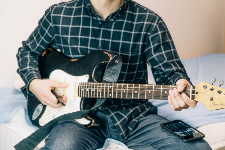 ストラト弦交換のメイン画像