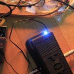 VOXの安ワウ、V845をトゥルーバイパス&LED付きに改造するで!
