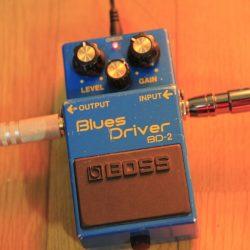 名機といわれるBOSS Blues Driverを正直にレビュー!