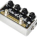 Zvex Box Of Rock自作!ブイブイ言わせるプレキシペダルはこいつだ!
