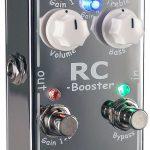 Xotic RC Boosterが進化!RC Booster V2で2つのゲインを手にいれる。